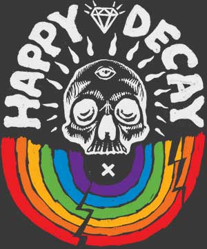 Happy Decay Logo