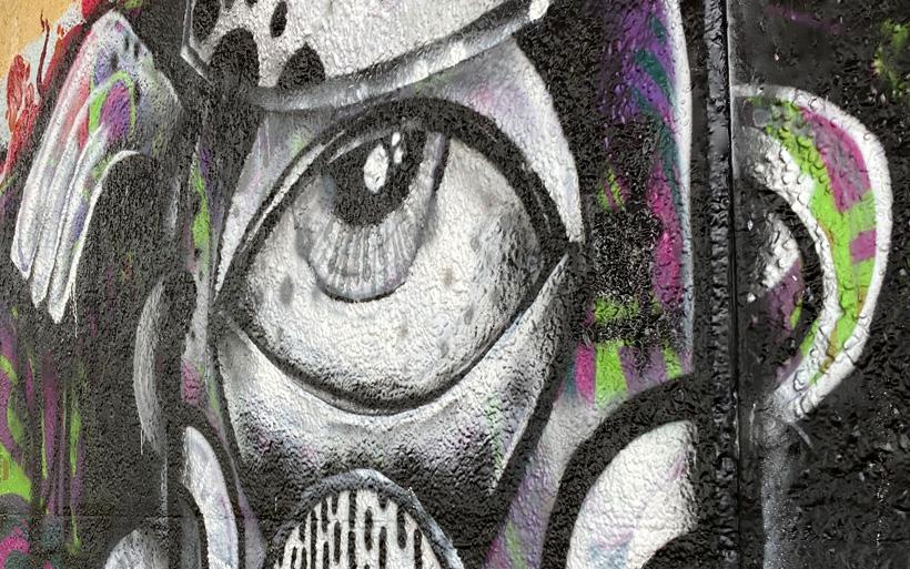 Canberra Graffiti Artist