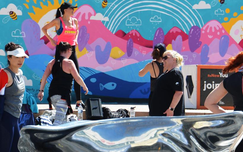 street rt mural