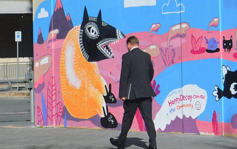 mural canberra