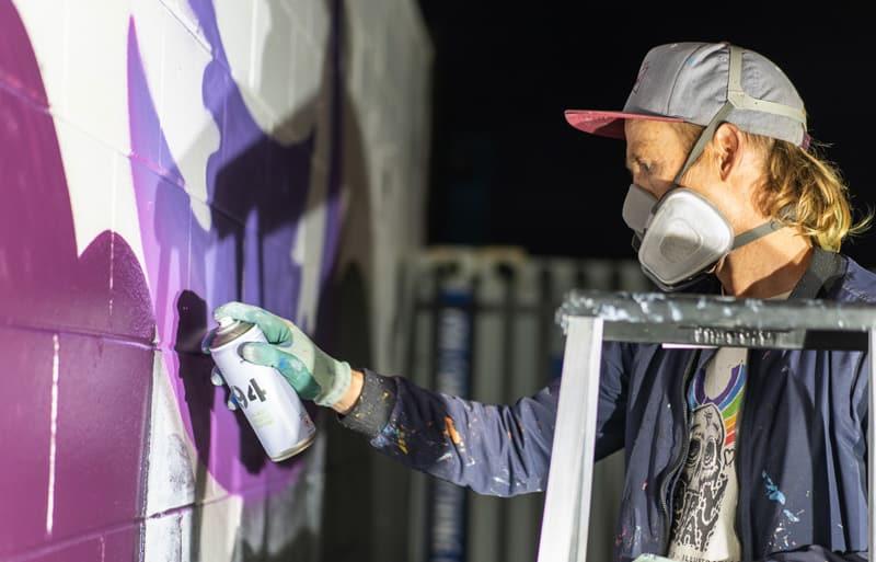 hire graffiti artist