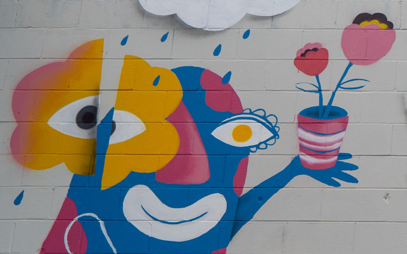 mural gold coast