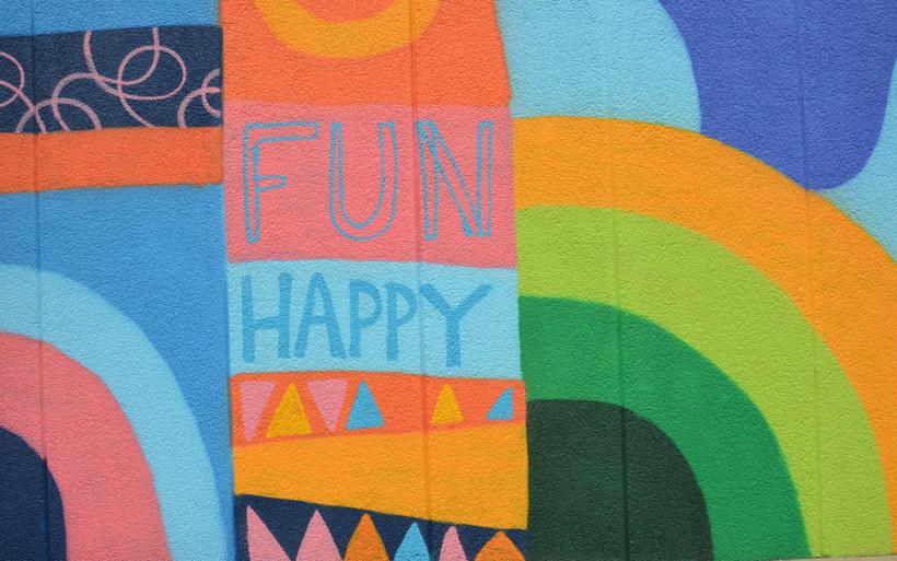 mural message