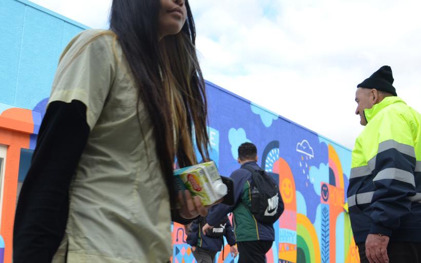 mural crossing sydney
