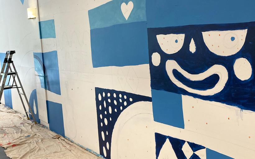 mural preperation