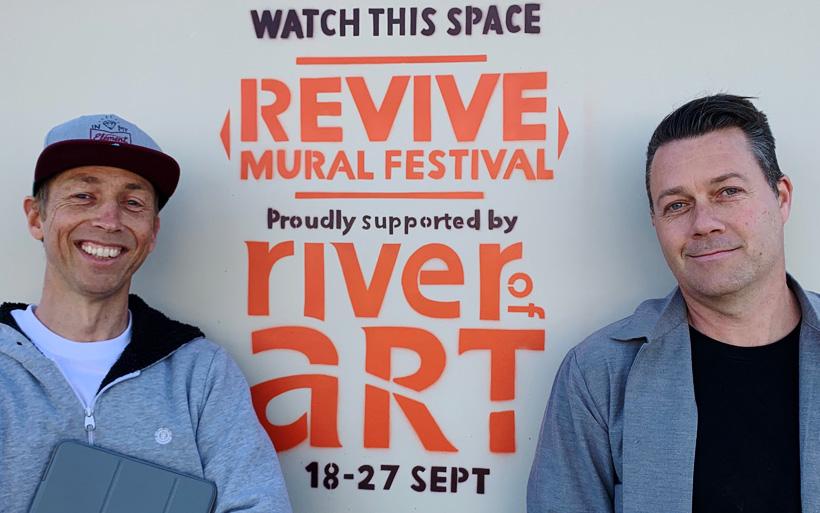 revive mural festival