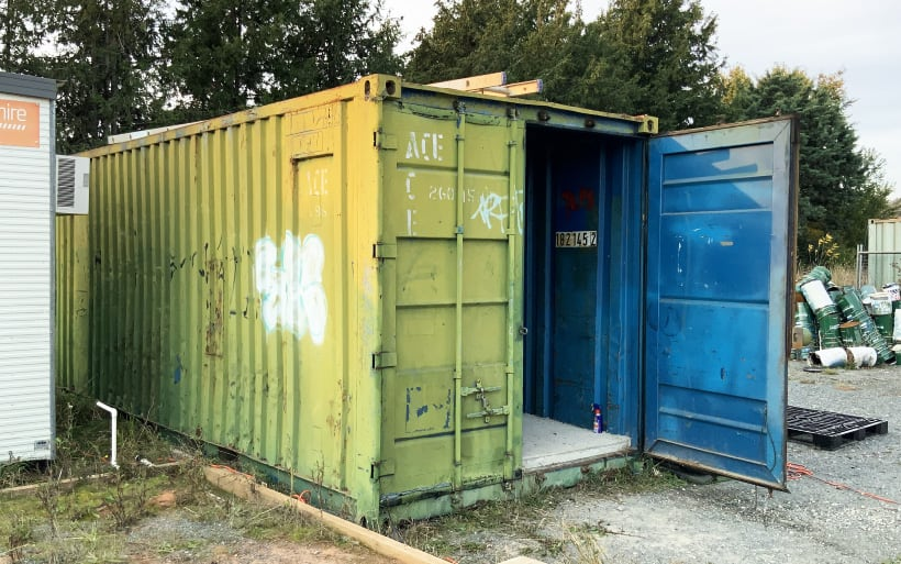 shipping container needs mural