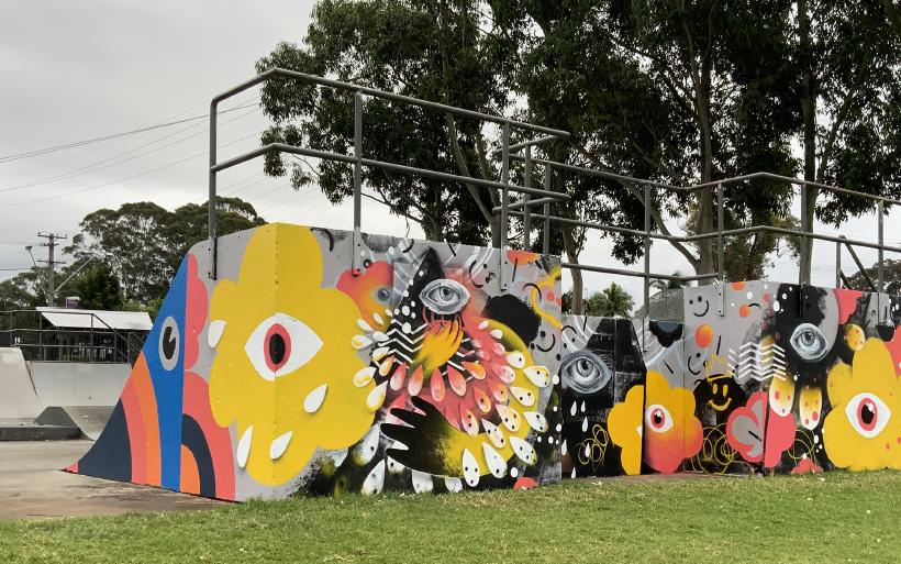 urban street art styles