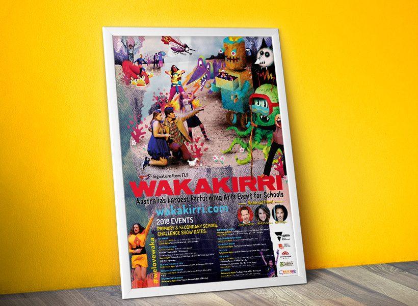 wakakirri poster